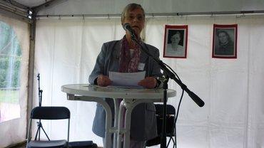 Monika Rohloff, Ohlsdorfer Friedensfest