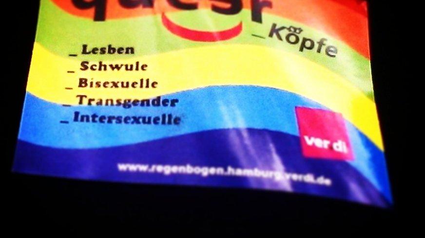 Queer Köpfe