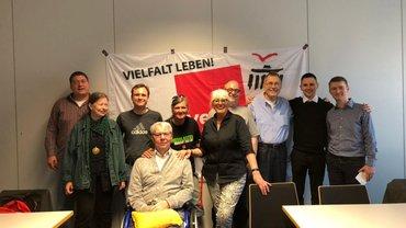 Mitgliederversammlung des AK queer in ver.di Berlin/Brandenburg