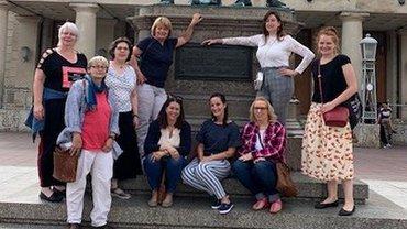 Frauenvorstand in Weimar