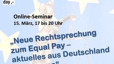 "Rechtsprechung EqualPay"""